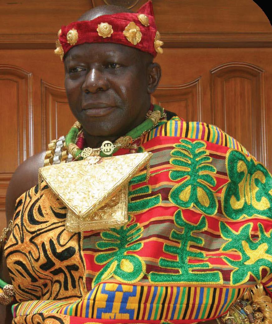 Otumfuo Osei Tutu II Asantehene